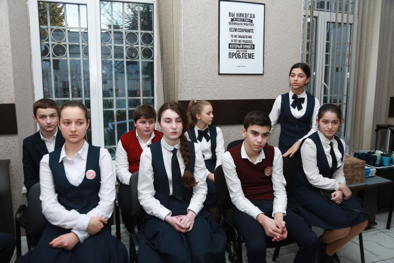 Изменения климата в мире и роль Абхазии в этих процессах обсудили в Клубе ВААК
