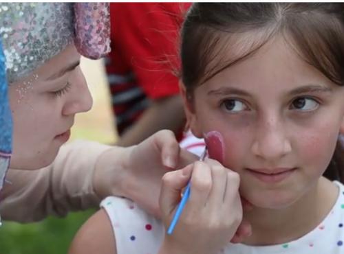 Неподдельные эмоции: ВААК организовал и провел детский праздник в Атаре