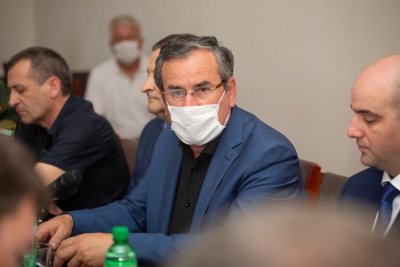 Министр здравоохранения Абхазии о COVID-19: эпидситуация в стране благоприятная