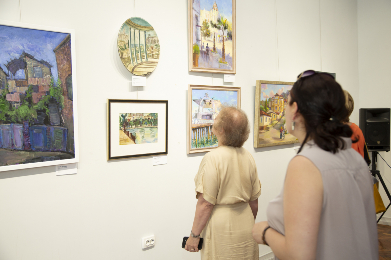 "The exhibition ""Sukhum. A holiday that is always with you"" opened in the capital of Abkhazia"