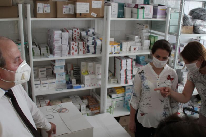 وزارة الصحة الأبخازية: سيساعدنا الزملاء الروس في مكافحة وباء كوفيد-19