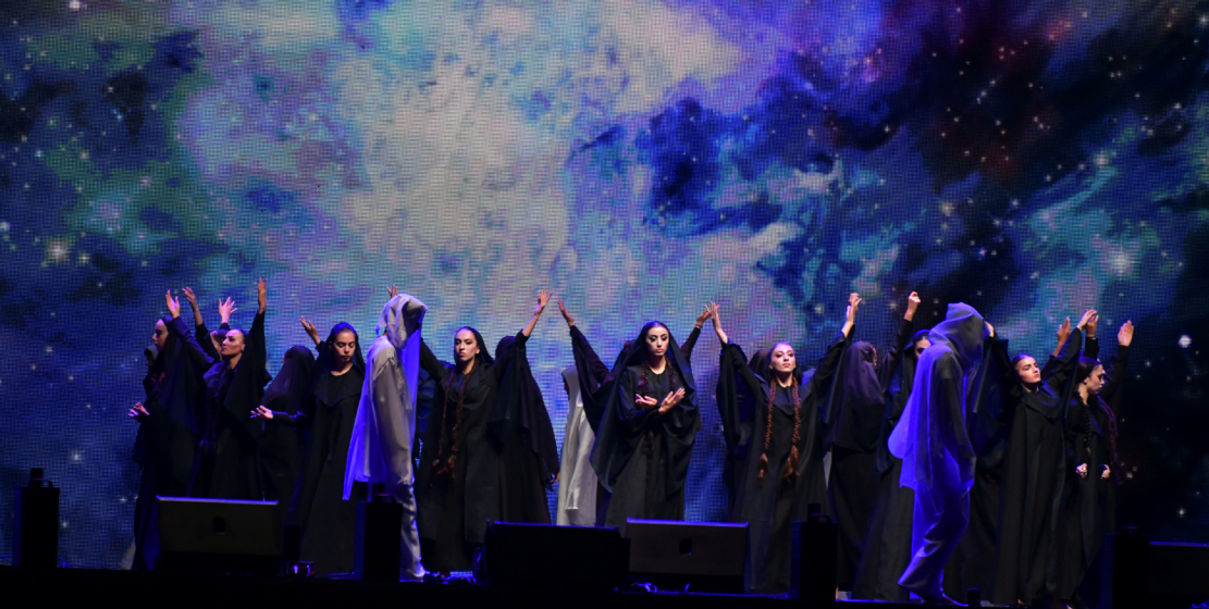 Праздничный концерт в честь 25-летия Дня Победы и Независимости