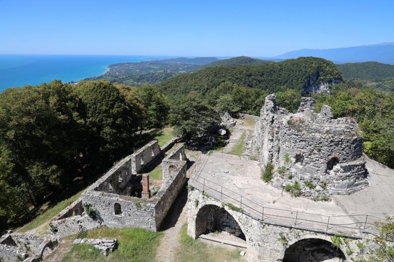 Anakopia fortress