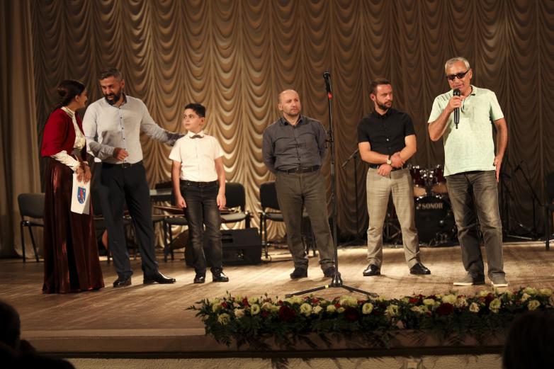 Мультфильм на абхазском языке «Геройства Абраскила» показали в Сухуме