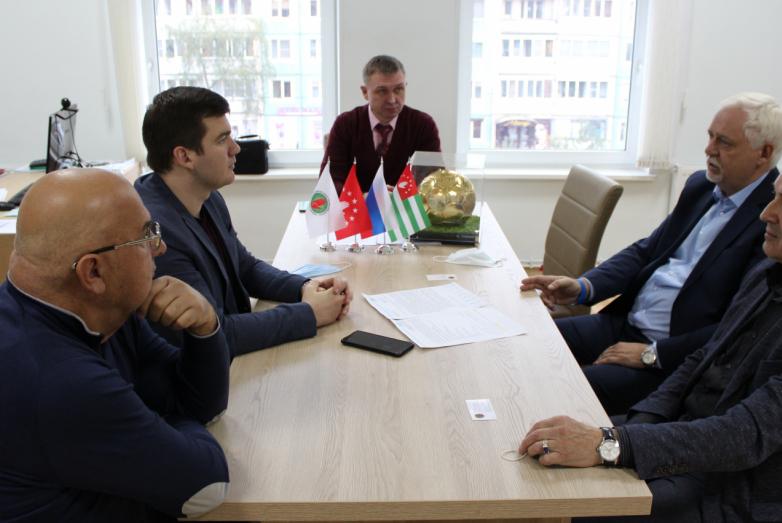 Футбольная академия клуба «Зенит» откроет филиал в Абхазии