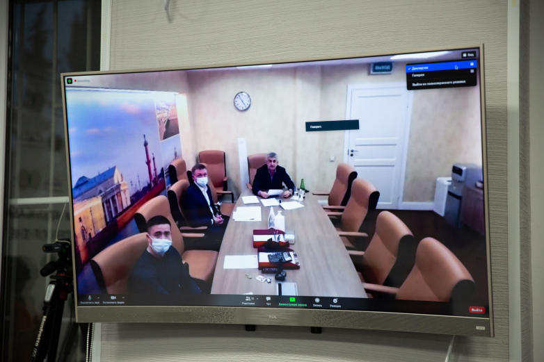 Another meeting of the members of the Supreme Council of the Congress was held online