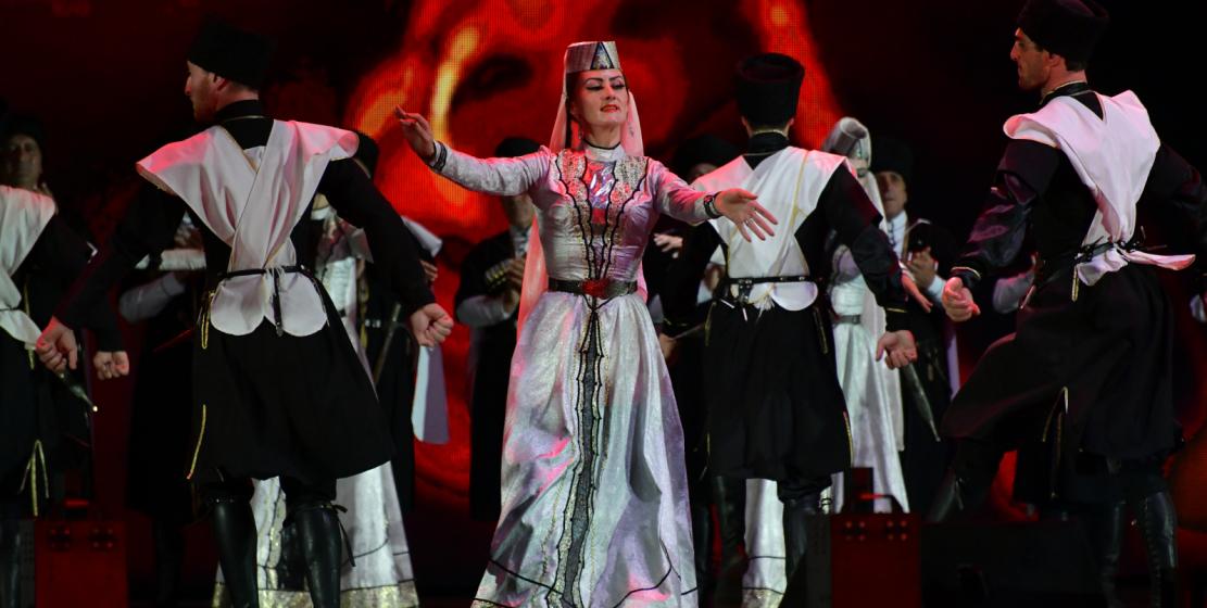 Государственный ансамбль песни и танца Республики Абхазия