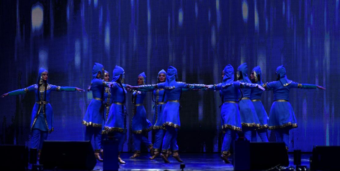 Государственный ансамбль песни и танца Республики Южная Осетия «Симд» имени Б. А. Галаева