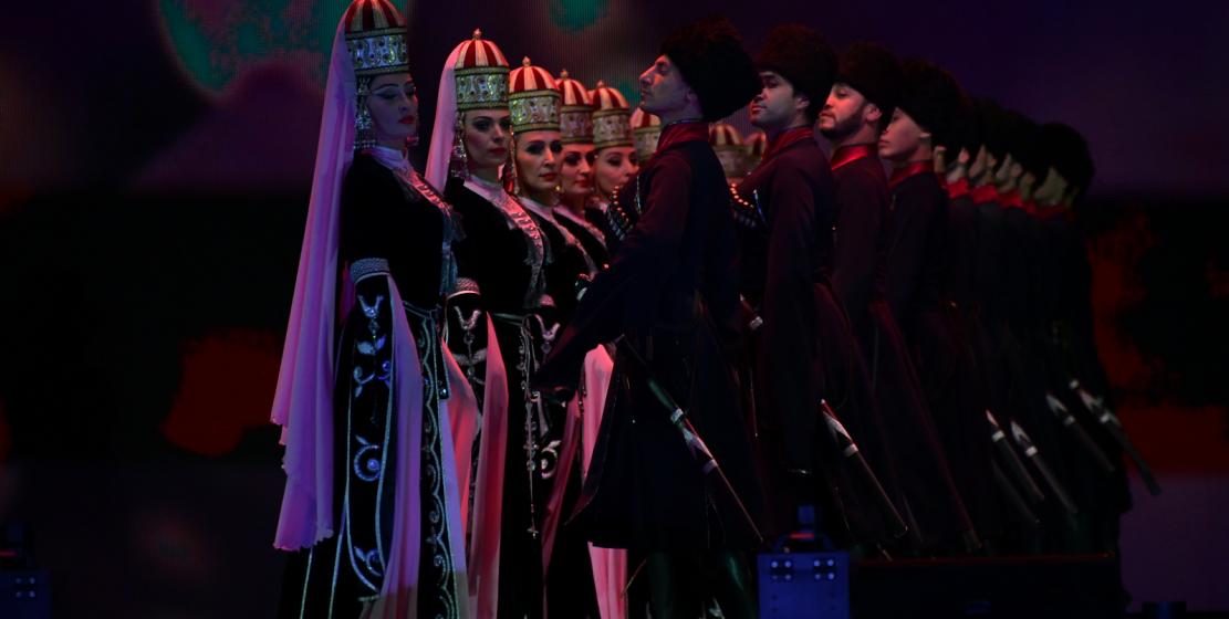 Государственный академический ансамбль танца Кабардино-Балкарской республики «Кабардинка»