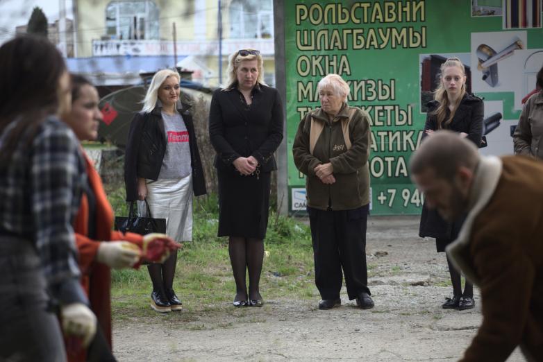 Костиа Василиев ихьӡала: АААК аусзуҩцәа ачамҳаҵлақәа еиҭарҳаит рколлега игәалашәара аҳаҭыразы