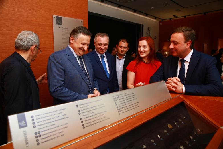 Музей денег при Нацбанке Республики открыли в Абхазии
