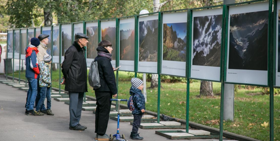 Тенгиз Тарба в рамках проекта «Горная Абхазия» представил серию живописных фотографий Абхазии