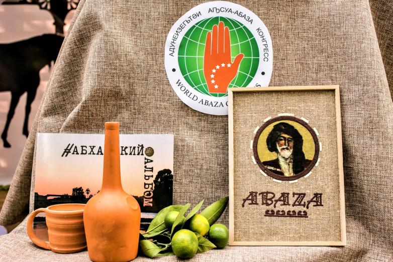 Festivalde Dünya Abaza Kongresi içinde bir stant açıldı. İsteyen herkesin üye olmasına yardımcı olundu. Ayrıca, Kongrenin, amaçları, hedefleri ve çalışmaları hakkında bilgi verildi