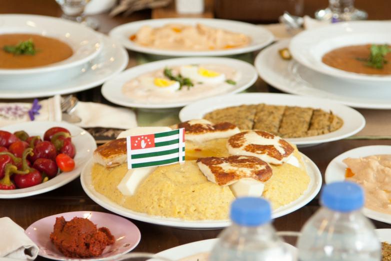 Блюда абхазской национальной кухни