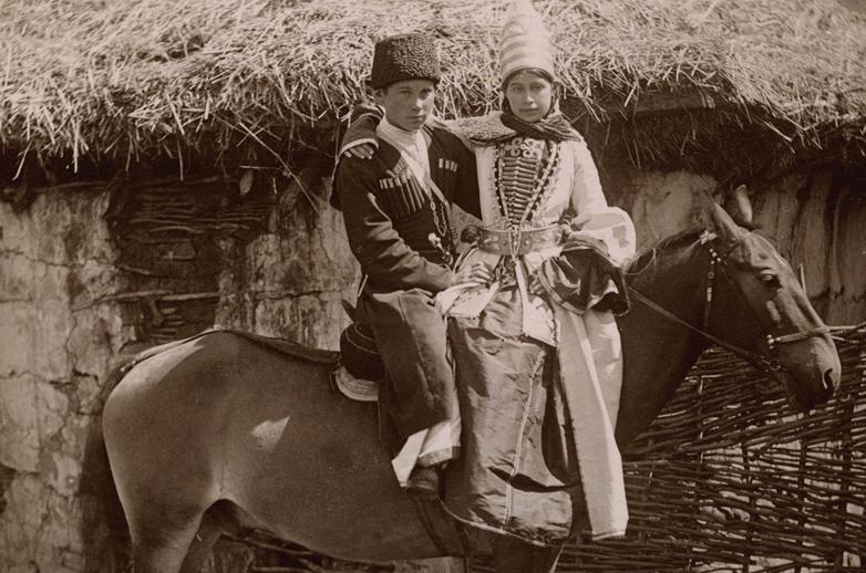 Князь Касбот Лоов и его родственница Химсада (конец ХIХ века)