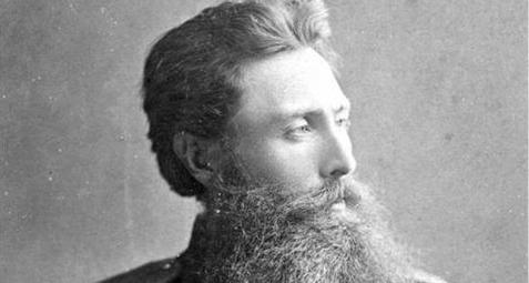 Отец Мэри, Прокофий Шервашидзе, генерал-майор и член Государственной думы Российской империи