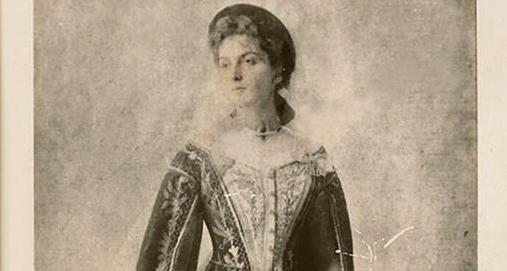 Княжна Мери Шервашидзе