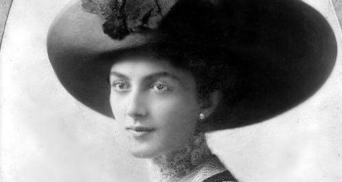 Княжна Мария Прокофьевна Эристова-Шервашидзе, 1911 год