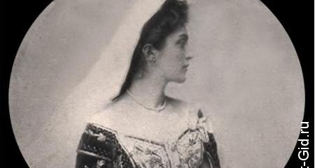 Мери Шервашидзе, 1913 год