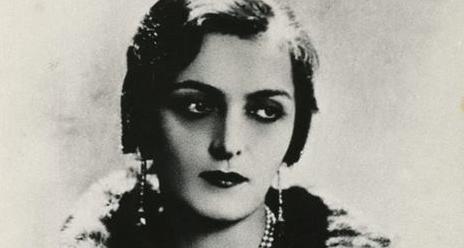 Княгиня Мэри Эристова-Шервашидзе, модель дома Шанель, 1928 год, Париж