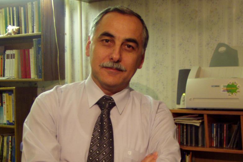 Петр Чекалов