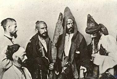 Абхазы, 1867 год