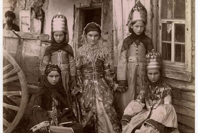 Абазинки, Кубанская область, Бибердовский аул, 1870—90-е