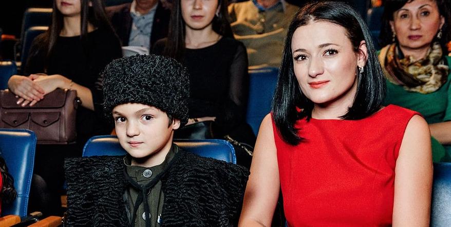 Гости – участники первой встречи абхазов и абазин Санкт-Петербурга