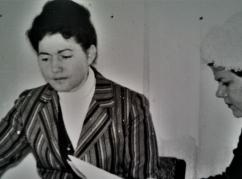 أيام العمل الأولى للدكتورة روزا أومارفنا تشيكاتويف