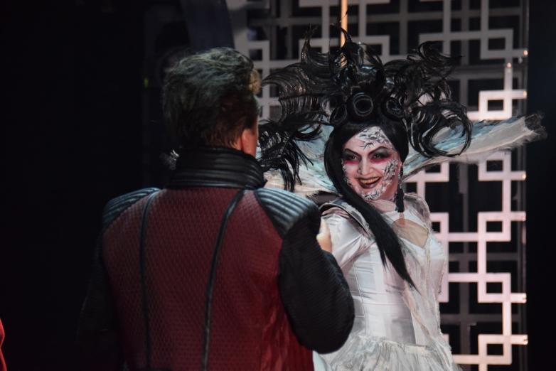 Алиса Гицба в опере Пуччини «Турандот»