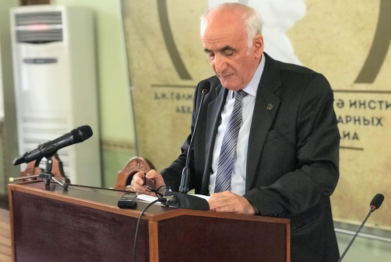 Книгу доктора исторических наук Теймураза Ачугба «Абхазия: депортация абхазов (XIX век)», презентовали в Сухуме