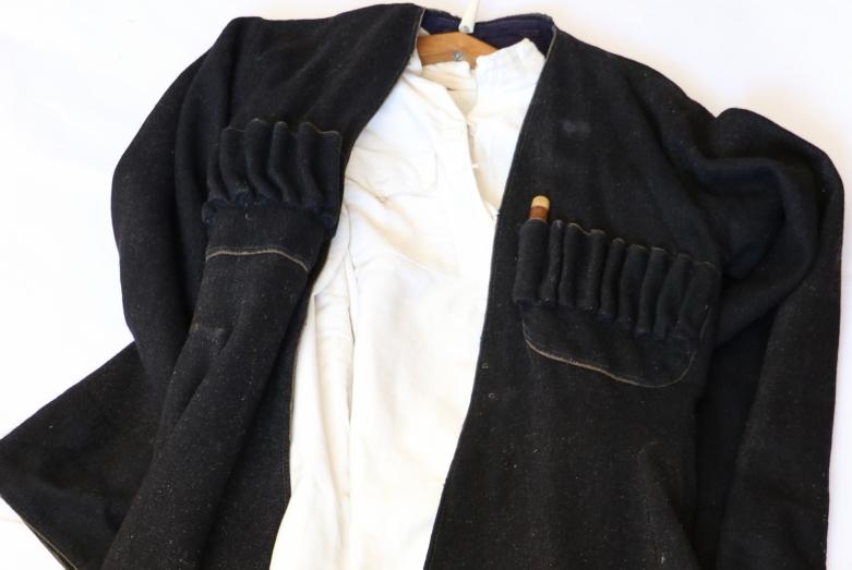 Абазинская черкеска и рубашка